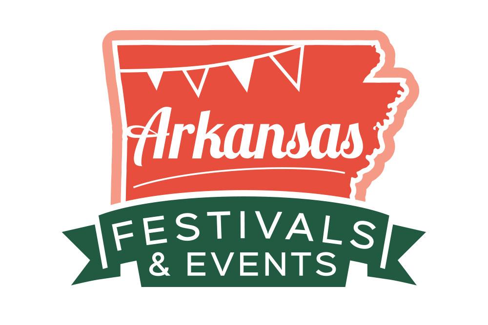 Arkansas Festivals and Events Logo