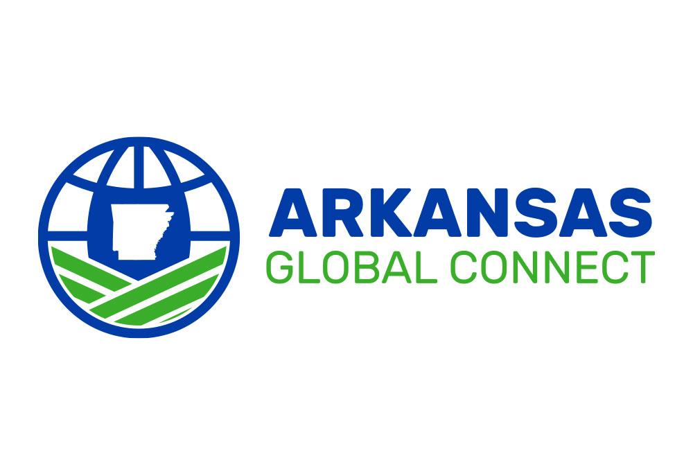 Arkansas Global Connect Logo